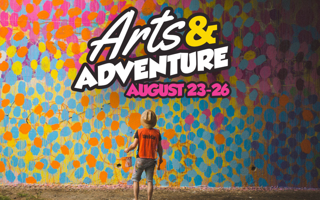 Arts & Adventure = Fun