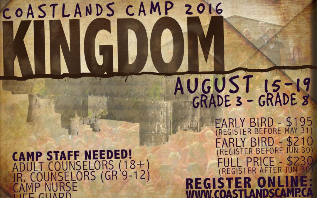 Coastlands Kids Camp