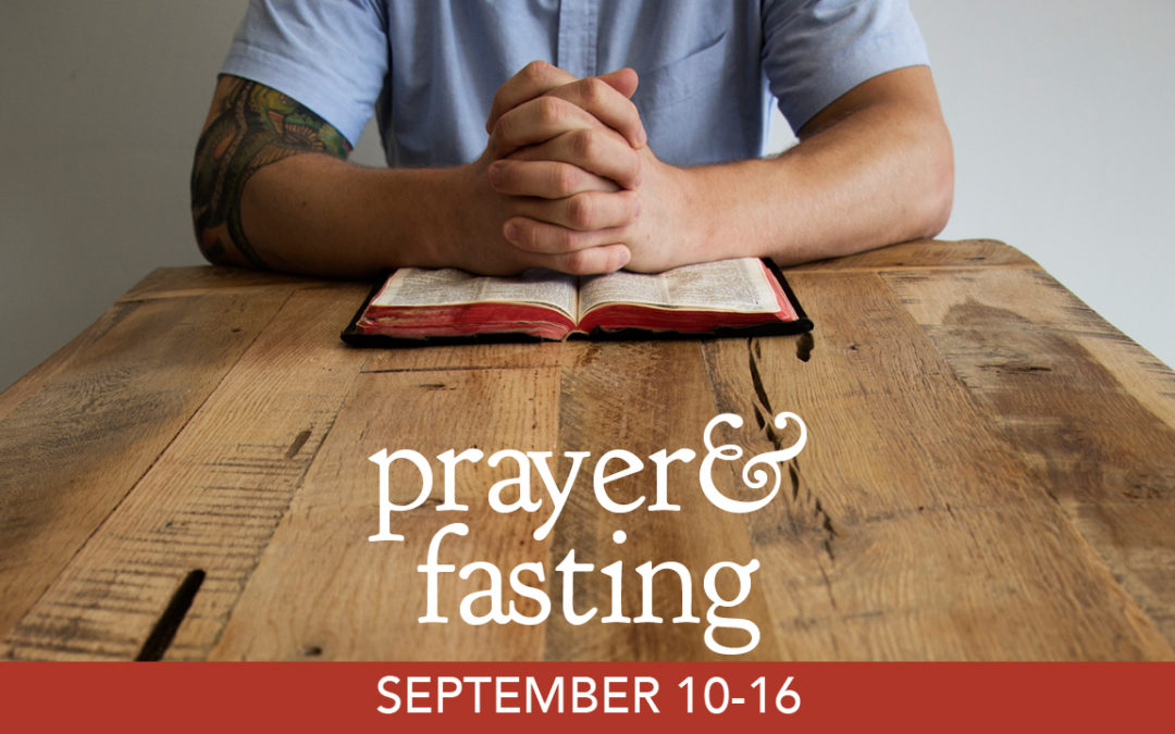 Prayer and Fasting Guide