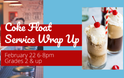 Coke Float Night